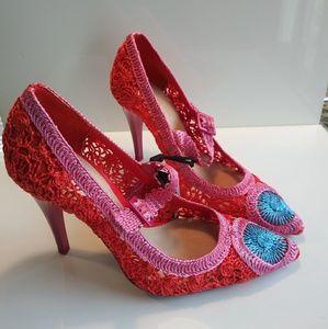 New! Zara Heels